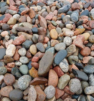 Picture of Rainbow Creek River Rock